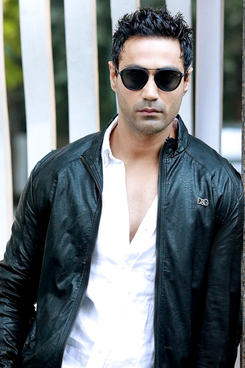 karan oberoi model and actor
