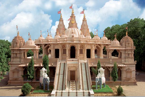 BAPS Shri Swaminarayan Mandir atladra vadodara