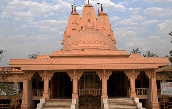 Iskcon Temple, Harinagar vadodara