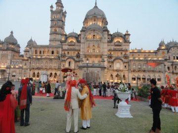 Lakshmi Vilas Palace & Banquets