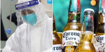 People Think Corona Beer is Somewhere Related to Corona virus - Search for Corona Beer Virus is In Trend