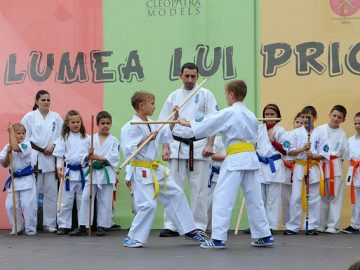 10 Yr Old Karate Kid Tackles Down 3 Robbers Who Tried To Steal His Bag