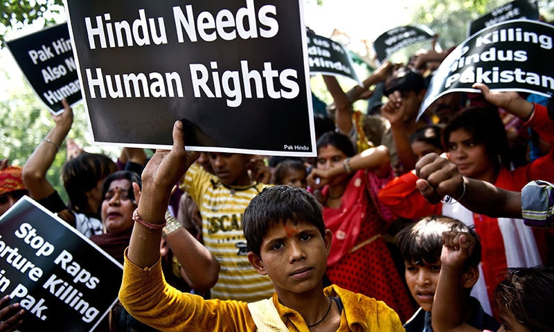 Torture of Hindus in Hindu Minority Countries
