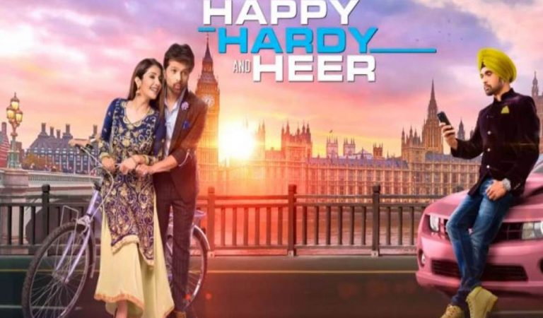 Happy Hardy And Heer Dialogues By Himesh Reshammiya And Sonia Mann