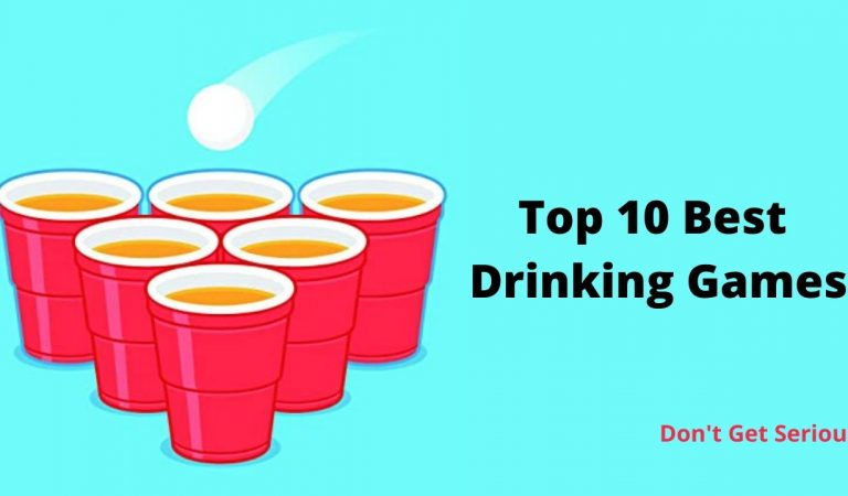 Top 10 Best Drinking Games You Can Play At Your Next House Party