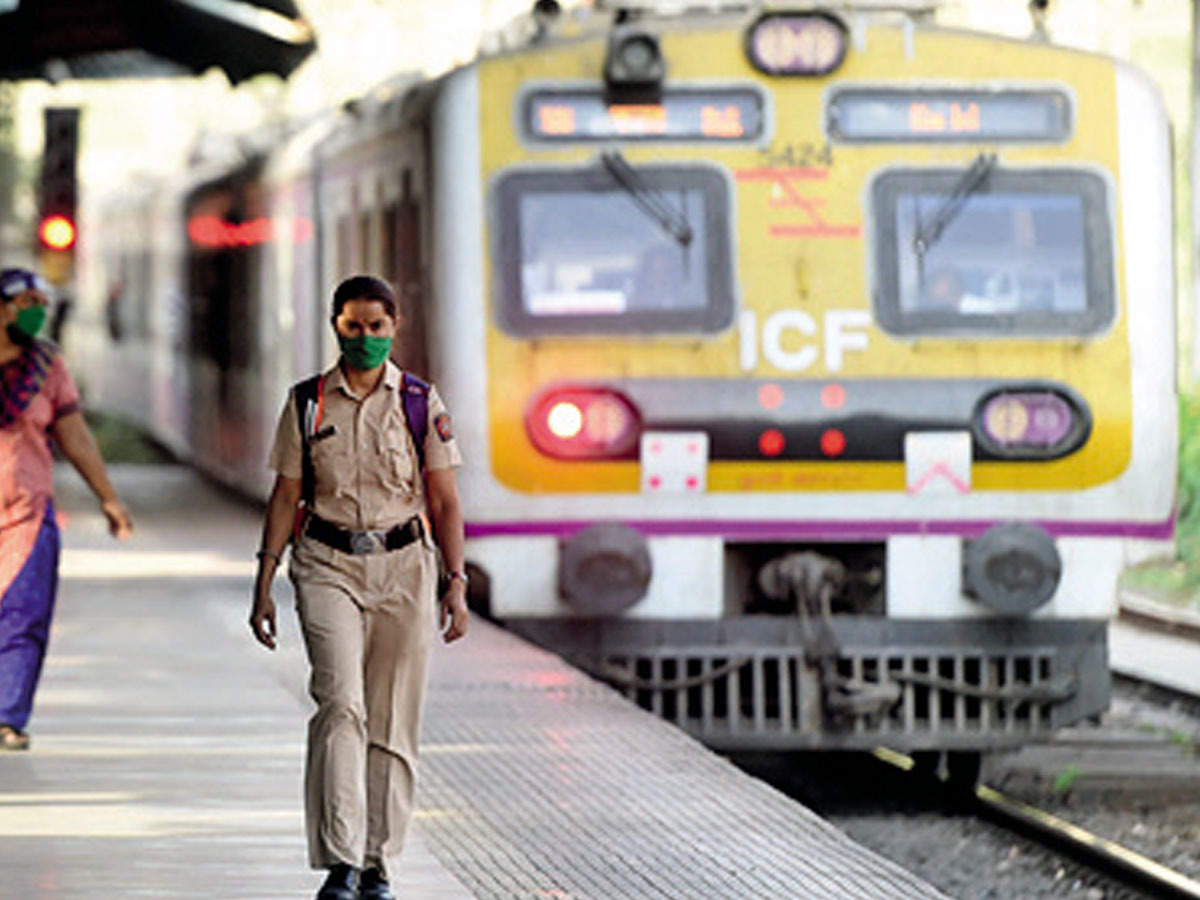 Mumbai Local Trains Resume Services For Essential Service Workers