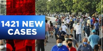 Mumbai Sees 1421 New Cases; Morning Joggers Crowd Marine Drive As Tally Soars To 48,549