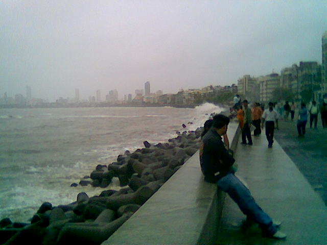 Mumbai Witnesses First Intense Showers 4 days After Onset of Monsoon