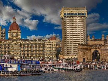 Taj Hotel Mumbai Receives Bomb Threat From Pakistan | Caller Claims To Be LeT Terrorist