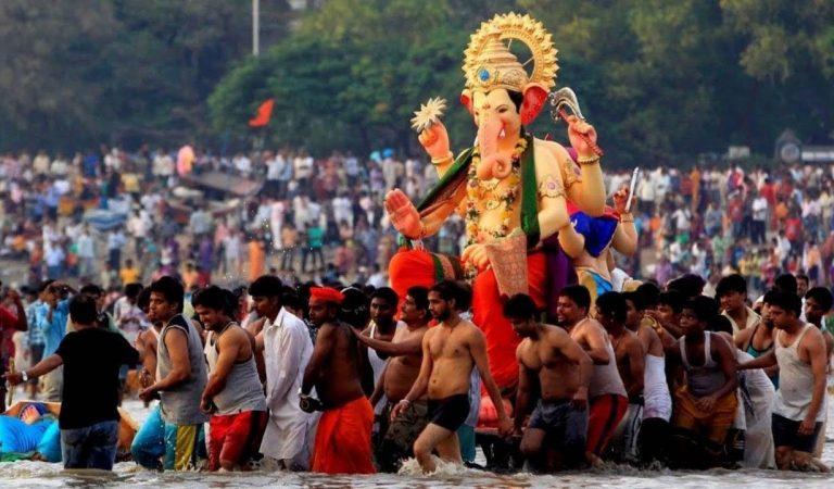 Maharashtra CM urges Mandals to celebrate Ganeshotsav with Simplicity!
