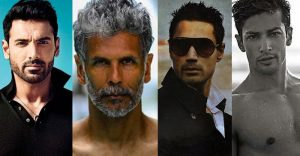 10 Hottest Male models photo karan oberoi john abraham milind soman and muzzamil