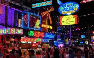 Celebrate New Year's Eve In Thailand