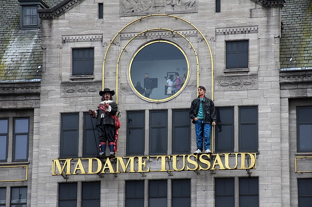 Madam Tussauds Museum London