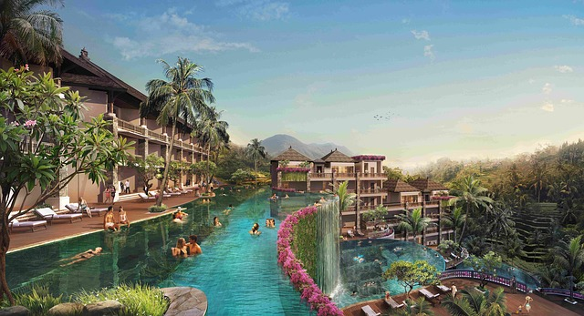Holiday Hotel Villa in Bali
