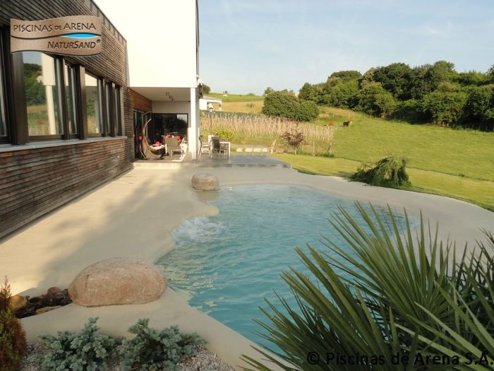 sand pool base
