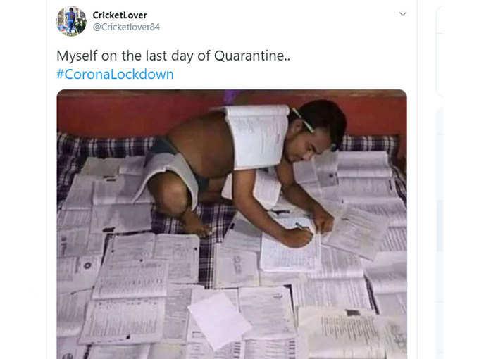 Quarantine lockdown Memes