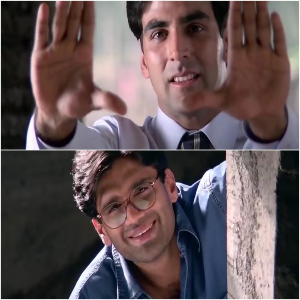 Raju And Shyam Meme Template Hera Pheri Meme Template