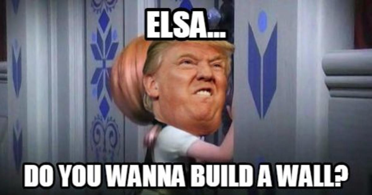 donald trump funny memes