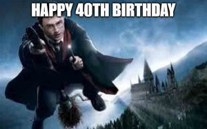 download happy 40th birthday memes