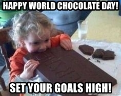 happy chocolate day memes