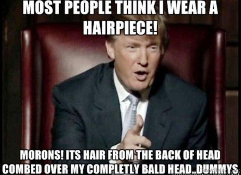 hilerious donald trump memes