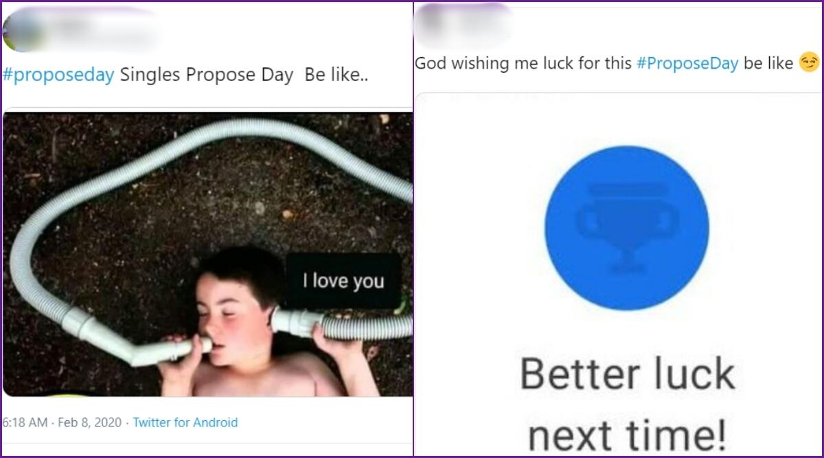 propose day funny meme