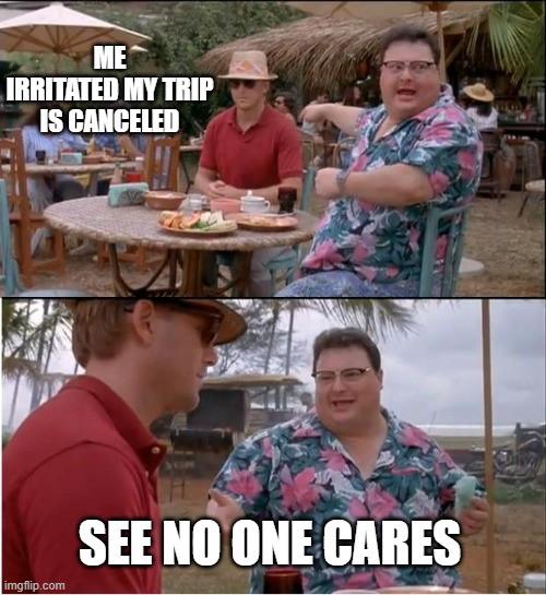 travel memes for coronavirus