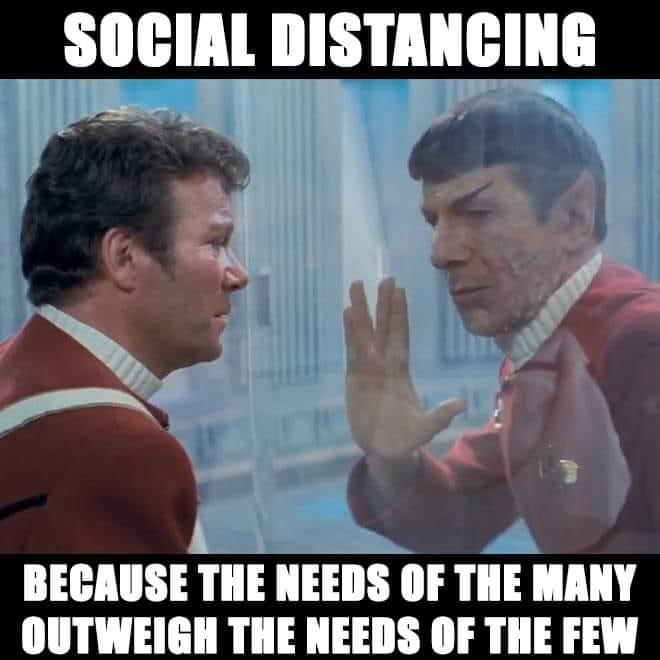 Social Distancing Memes 9