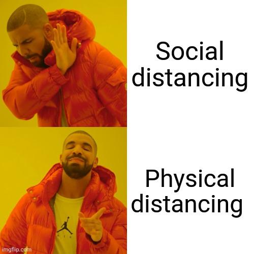 Social Distancing Memes
