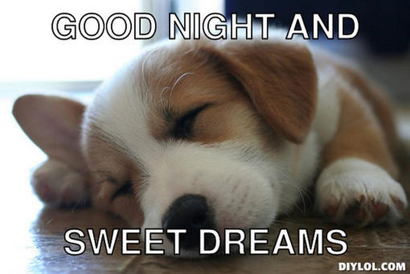 good night memess