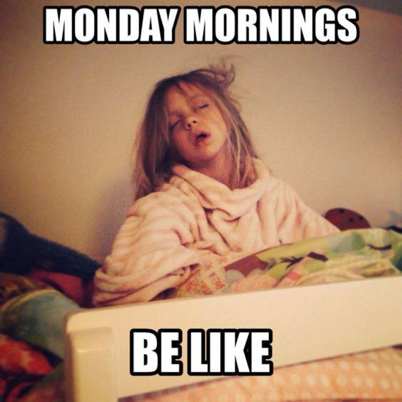 monday mornings be like meme