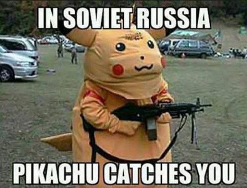 pokemon pikachu memes
