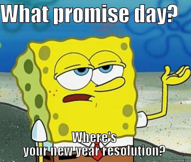 promise day memes