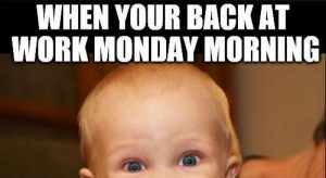 work monday meme