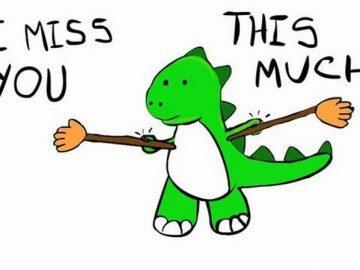 miss you meme