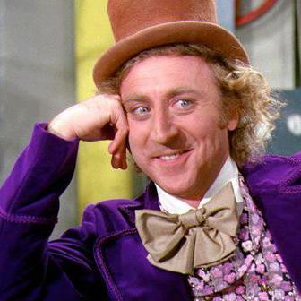 Sarcastic Willy Wonka meme