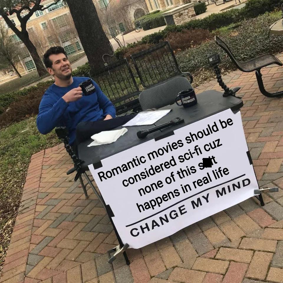 Change My Mind Memes