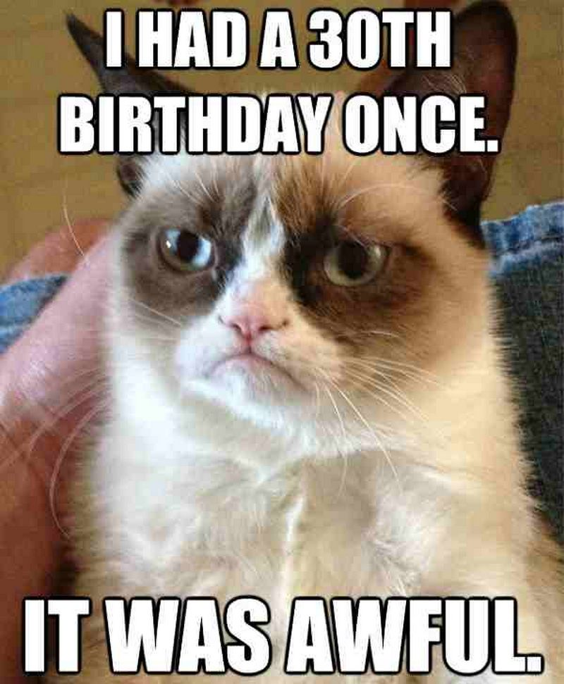 30th birthday memes 20