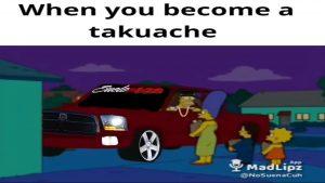 Takuache Memes