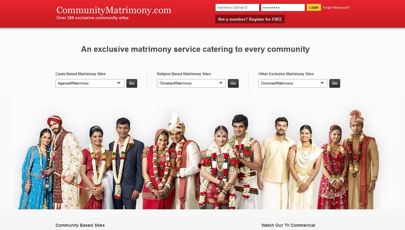 CommunityMatrimony.com