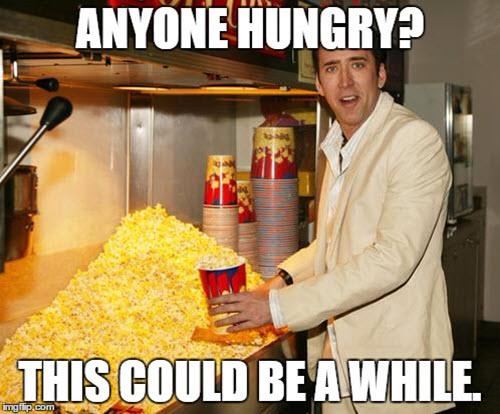 popcorn memes