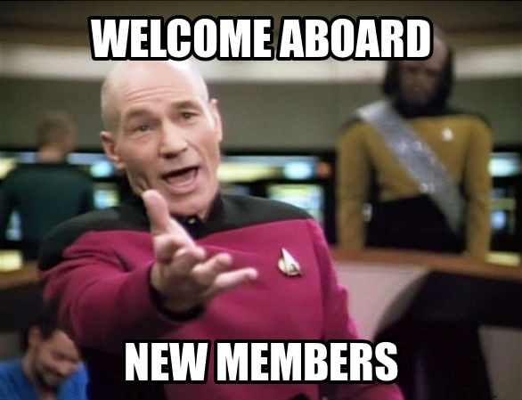 Welcome Memes