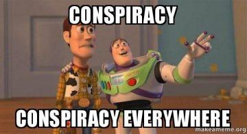 conspiracy memes