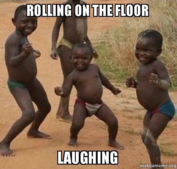 laughing meme