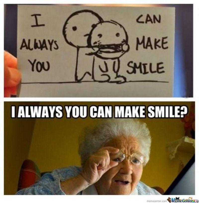 smile memes