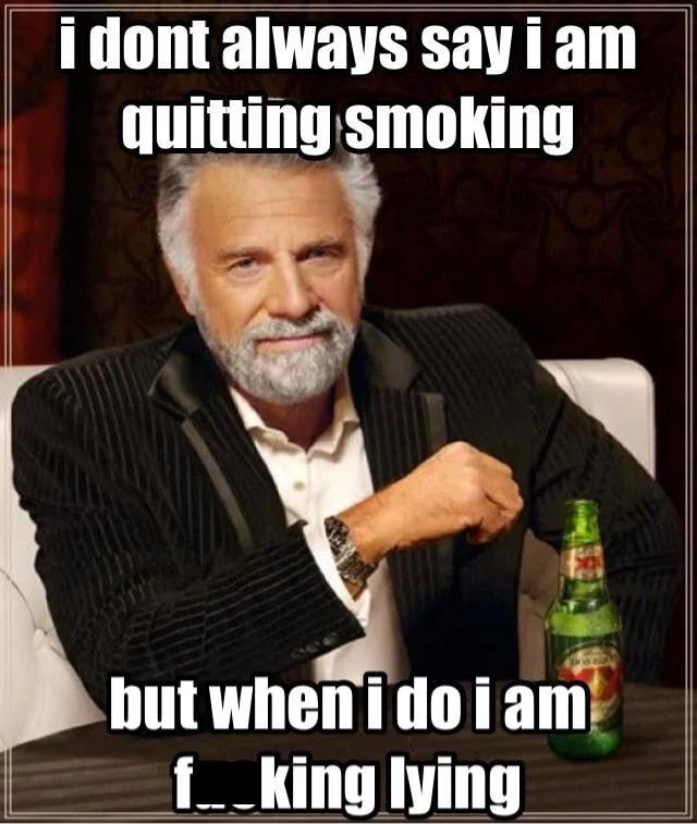 Smoking Memes
