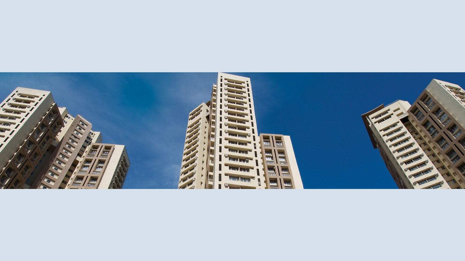 2-BHK flat at Ashok Towers in Parel