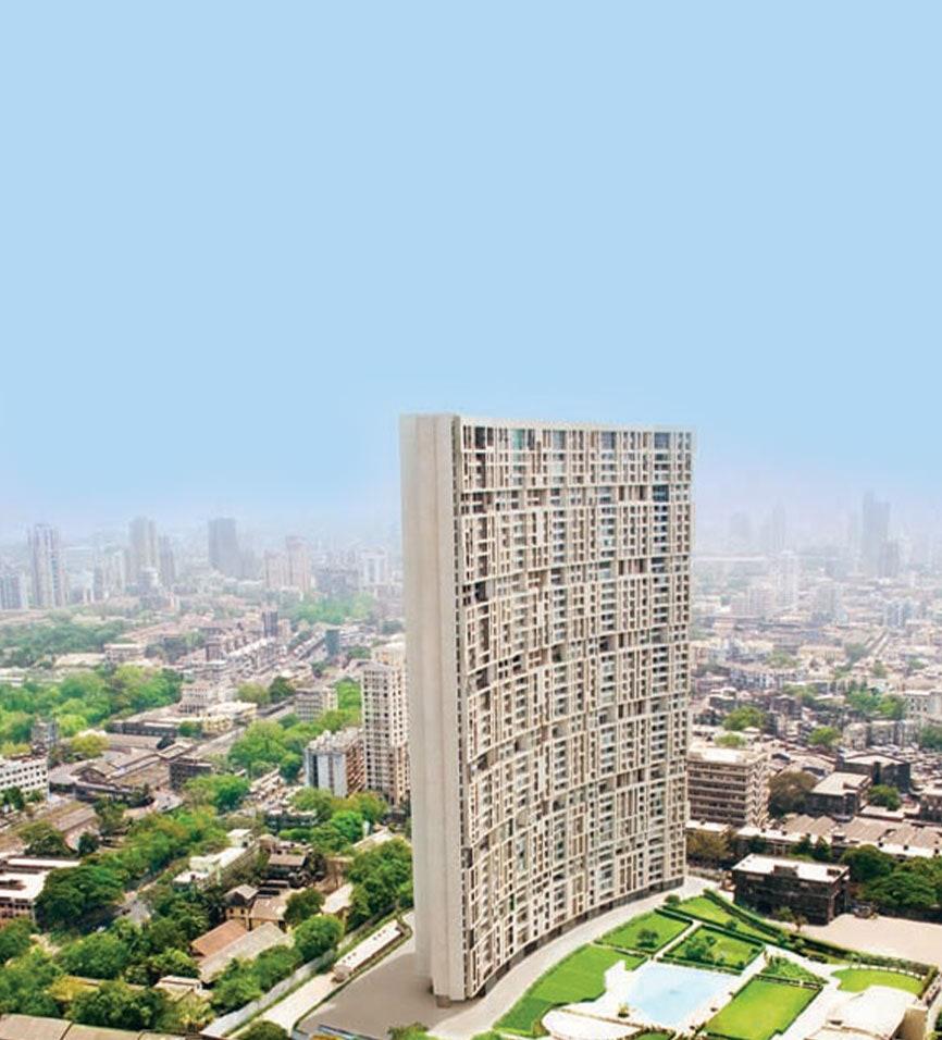 5-BHK flat at planet Godrej in Mahalaxmi for Rs 3.60 lakh