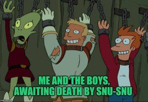Death By Snu Snu Memes