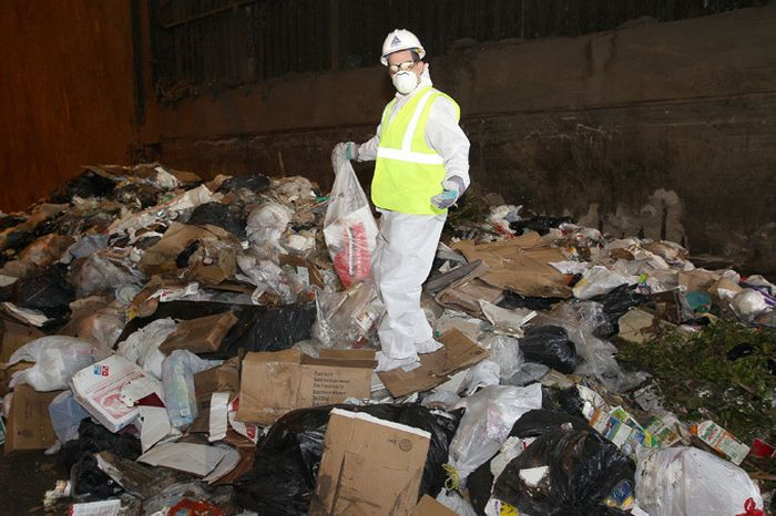 Man Digs Through Dump After Accidentally Tossing His Wife's Wedding Ring In Trash